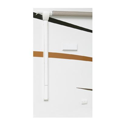 Picture of Carefree Eclipse White Adjustable Pitch Electric Awning Arm VX2550HW 00-1500