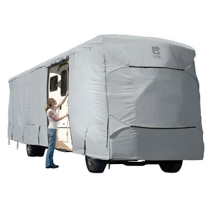Picture of Classic Accessories PermaPRO (TM) Polyester Water Resistant RV Cover For 24-28' Class A Motorhomes 80-328-161001-RT 01-0827