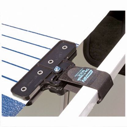 """Picture of Camco De-Flapper 2-Pack 1"""" W x 13"""" L Awning Fabric Clamp Strap 42243 01-0939"""