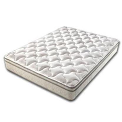 Picture of Denver Mattress Rest Easy Eurotop King Size Pillow Top BioFlex Foam Mattress 360175 03-0792
