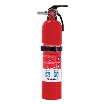 Picture of Kidde  10BC w/ Gauge Fire Extinguisher GARAGE10 03-1283