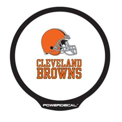 Picture of PowerDecal NFL (R) Series Cleveland Browns Powerdecal PWR2801 03-1526