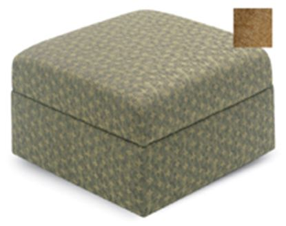 Picture of Flexsteel  Storage Ottoman -Taupe C2053-09-V29-72 03-7880
