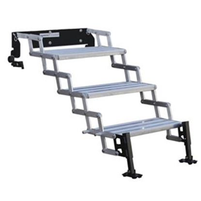 """Picture of Torklift Glow Step 22"""" 3-Step w/ Black Hardware A7833 04-0080"""