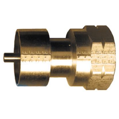"""Picture of JR Products  1""""- 20 FCT x 1""""- 20 MCT LP Adapter Fitting 07-30175 06-0071"""
