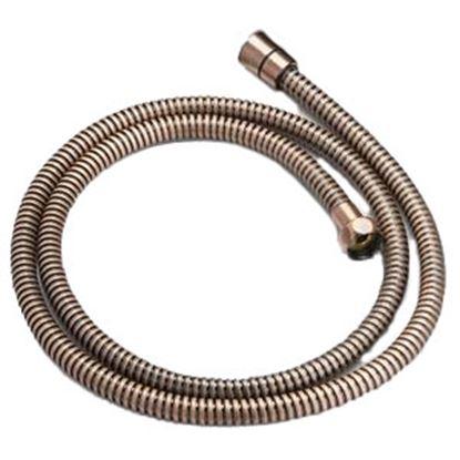 "Picture of Empire Brass  60""L Bronze Metal Shower Head Hose UGSH-H-ORB-MTL 10-0050"