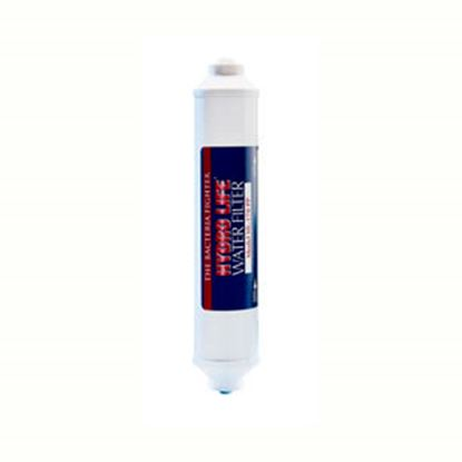 Picture of Camco Hydro Life (R) Carbon Filter w/ KDF Fresh Water Filter Cartridge For HL170 Series 52073 10-0426