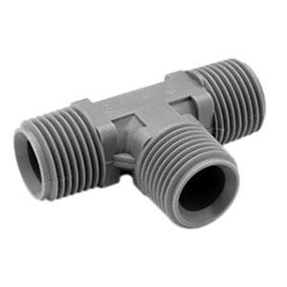 "Picture of Lasalle Bristol QEST 3/4"" MPT Tee Fresh Water Coupler Fitting 64QT444T 10-0593"