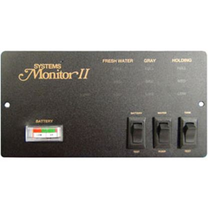 Picture of KIB  Tank Monitor System Panel PAM212 10-1145