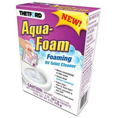 Picture of Thetford Aqua-Foam (TM) 3-Pack 2 Ounce Toilet Cleaner 96009 13-0131