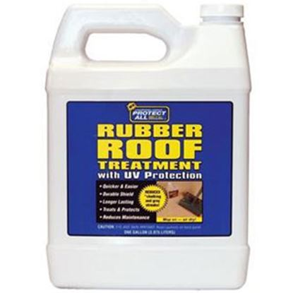 Picture of Protect All  1 Gal Jug Rubber Roof Protectant 68128CA 13-0841