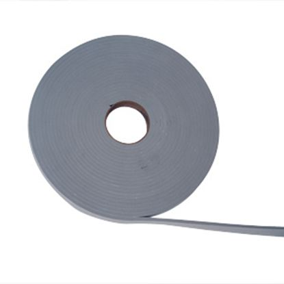 """Picture of S-M Norseal (R) Gray 1-1/2"""" W x 25' L x 3/8"""" Thick Foam Tape V7412 X 1-1/2G 13-0928"""