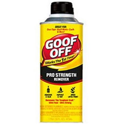 Picture of Goof Off Goof Off (R) 12 Oz Can Adhesive Remover  13-1238