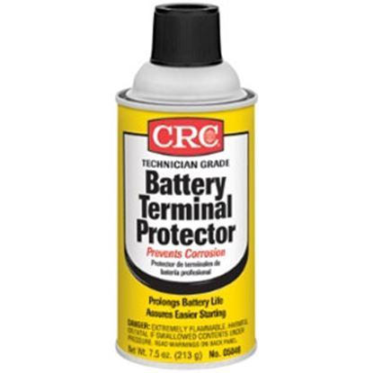 Picture of CRC  7.5 Oz Aerosol Can Battery Cleaner 05046 13-1705