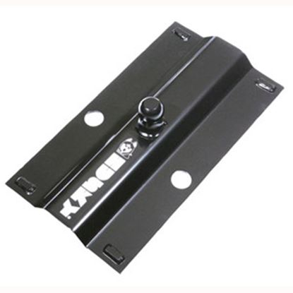Picture of Husky Towing  25K Multi-Fit In-Bed Fixed Offset Gooseneck Hitch 31368 14-1143