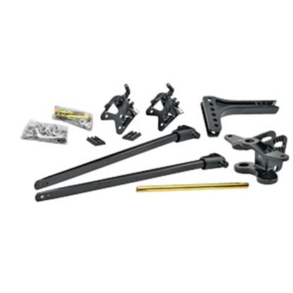 Picture of Pro Series Hitches  1,200 lb Trunnion Pro Series Wt Distribution Hitch 49587 14-7037