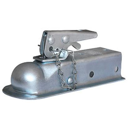 "Picture of Husky Towing  2000 Lb 1-7/8"" Trailer Coupler 87071 15-1581"
