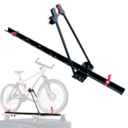 Picture of Swagman  1-Bike Upright Rack Mount Bike Roof w/ Straps 64720 16-0261