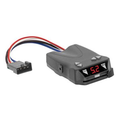 Picture of Reese Brakeman Digital Digital Trailer Brake Control for 8 Brakes 83504 17-0037