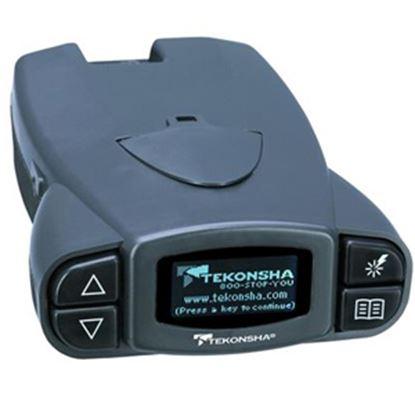 Picture of Tekonsha P3 (R) LED Indicator Trailer Brake Control for 8 Brakes 90195 17-0090