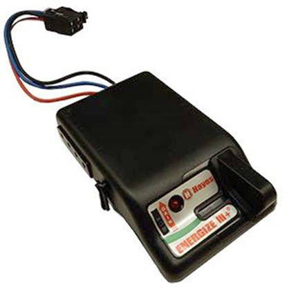 Picture of Hayes Energize III (R) LED Indicator Trailer Brake Control w/Quik Connect for 4 Brakes 81742B 17-4327