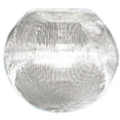 Picture of Polymer Products  Clear Prismatic Party Light Globe 3202-51630 18-0037