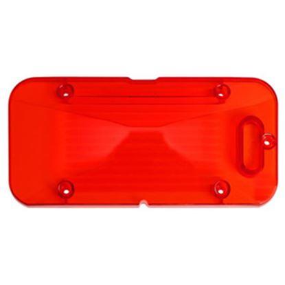 Picture of Starlights  Amber Trailer Light Lens For Smart Light 55-1000/ 55-1001 016-AL1000 18-0047