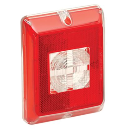 Picture of Bargman  Backup Light Lens For Bargman 84/ 86 Series 48-84-711 18-0149