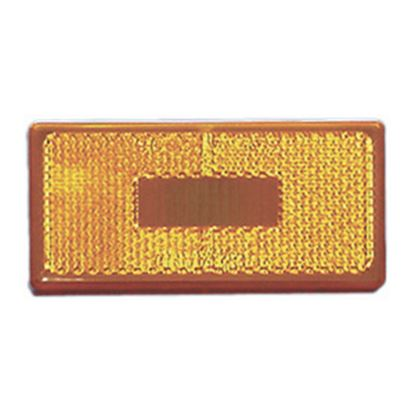 Picture of Command  Amber Replacement Tail Light Lens for Command 003-55 89-181A 18-0209