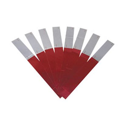 """Picture of Peterson Mfg.  2"""" Red/White-8 Strip Kit 465K 18-0252"""