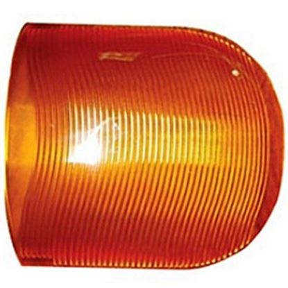 Picture of Command  Amber Lens For 007-30SAP Porch Light 89-319A 18-0654