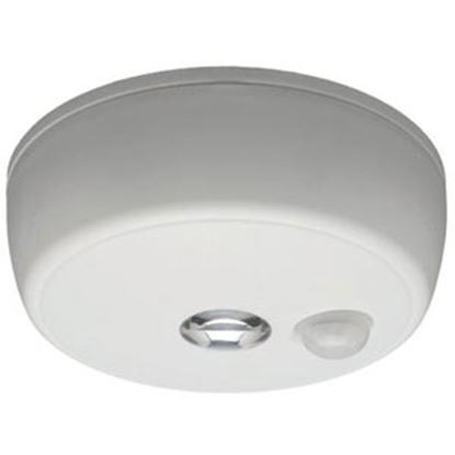 Picture of Beams  Battery Powered Motion Sensing LED Ceiling Light  18-1906