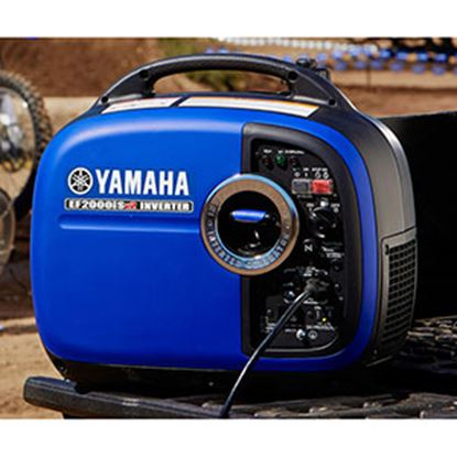 Picture of Yamaha  2000W Gasoline Recoil Start Generator EF2000ISV2 18-1914