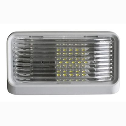 Picture of Diamond Group  Clear Lens Porch Light w/o Switch DG52724VP 18-2356