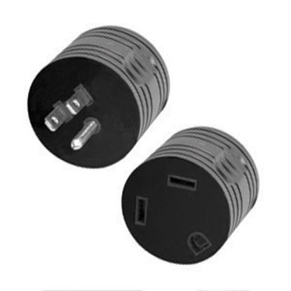Picture of Voltec  15A/30A Power Cord Adapter 16-00500 19-0405