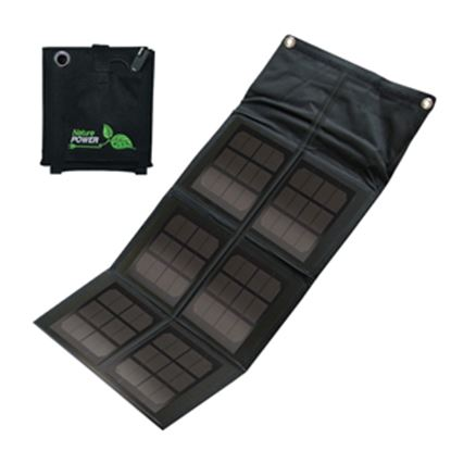 Picture of Nature Power  18W 1A Portable Solar Kit 55020 19-1535