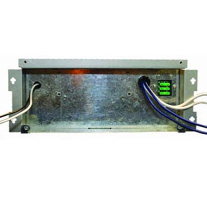 Picture of Parallax 5300 Series 5355 Series Power Center, 55A, Lower Repl Section 5355R 19-1771