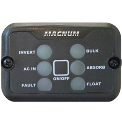 Picture of Magnum Energy  Inverter Remote Control for MM/ MM-AE/ MMS Series MM-RC25 19-2874