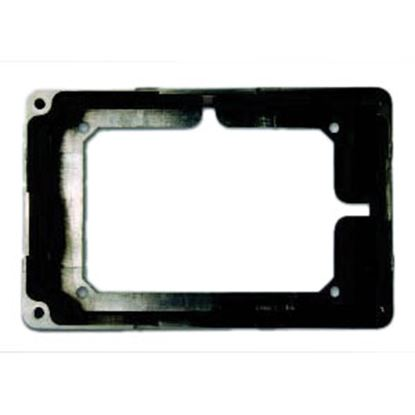 Picture of Magnum Energy  Black Plastic Power Inverter Remote Control Mounting Bezel ME-RC-BZ 19-2882