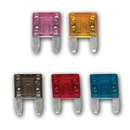 Picture of Battery Doctor  5-Pack Mini Blade Fuse Assortment 24100 19-2897
