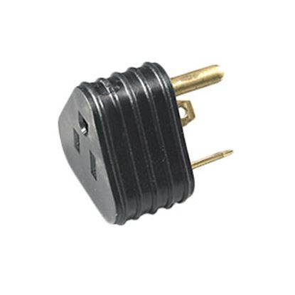 "Picture of Arcon  12""L 15A To 30A Flat Wire Power Cord Adapter 14054 19-3349"