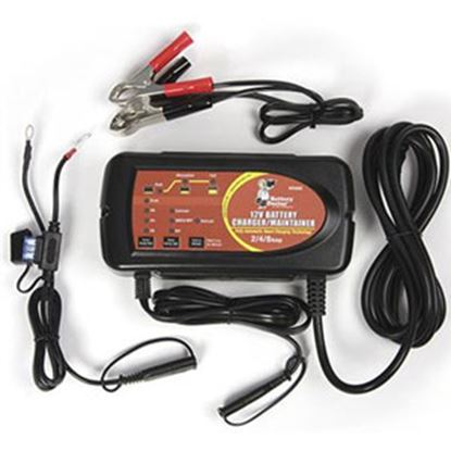 Picture of Battery Doctor  6-Stage Automatic Battery Charger 20085 19-3513