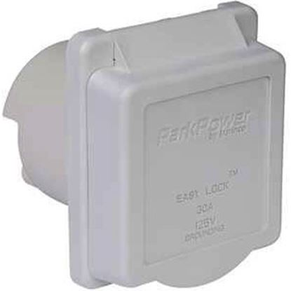 Picture of Marinco  30A Power Cord Adapter 30ARVIW 19-4258