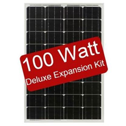 Picture of Zamp Solar  100W 5.6A Expansion Solar Kit  19-4406