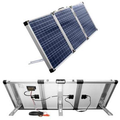 Picture of Samlex Solar  135W 7.74A Portable Solar Kit MSK-135 19-6426