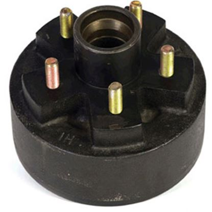 "Picture of Husky Towing  5 Studs 10"" Hub & Drum 30796 21-0085"