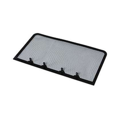 Picture of Fan-Tastic Vent  Black Roof Vent Screen For Ultra Breeze U1550BL 22-0232