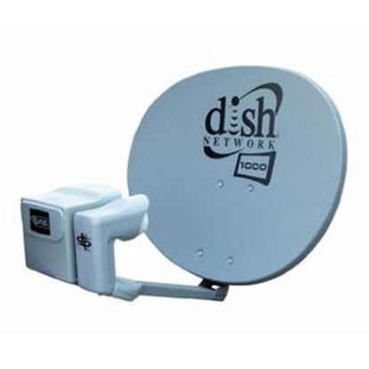 Picture of Winegard  Portable Stationary Satellite TV Antenna DS-1005 24-0174