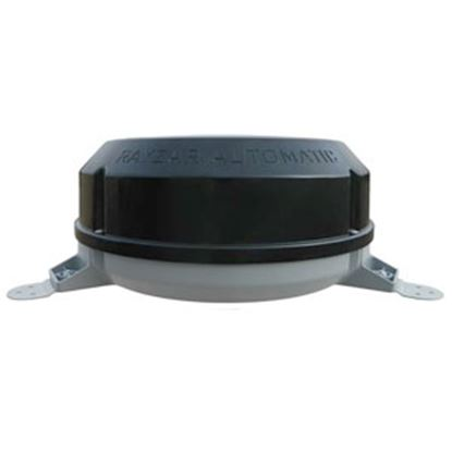 Picture of Winegard Rayzar (R) Black Multi-Directional Amplified Broadcast TV Antenna RZ-8535 24-0343