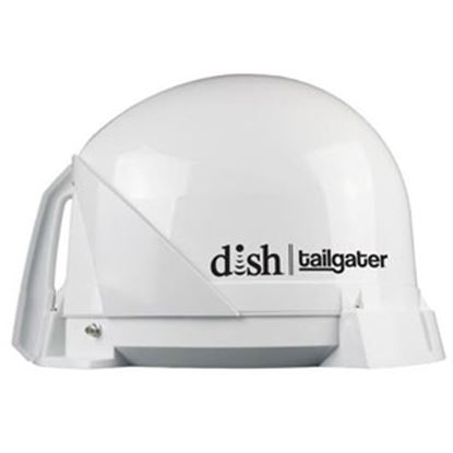 Picture of King DISH (R) Tailgater (R) Portable Satellite TV Antenna VQ4400 24-0344